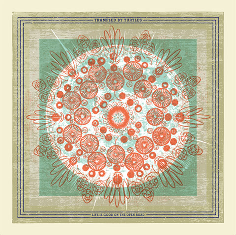 "Trampled by Turtles Release ""The Middle"""