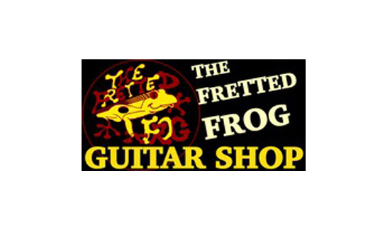 The Fretted Frog