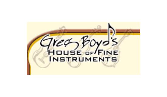 Greg Boyd-Fine Instruments