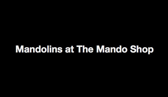 The Mando Shop