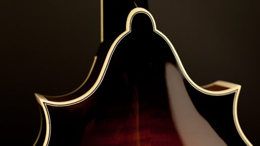 Weber Two-Point Mandolins