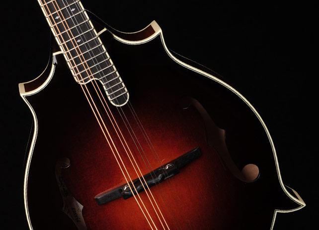Weber Three-Point Mandolins