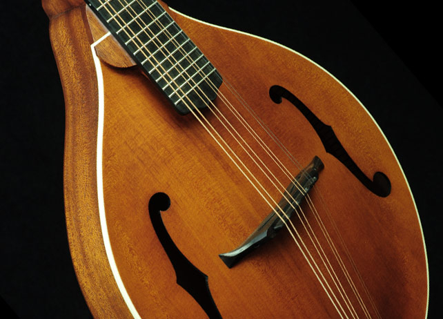 Weber A-Style Mandolins