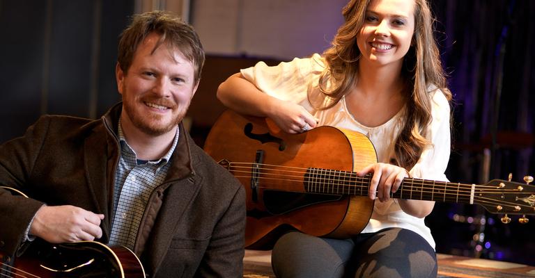 Zach Runquist & Sierra Hull