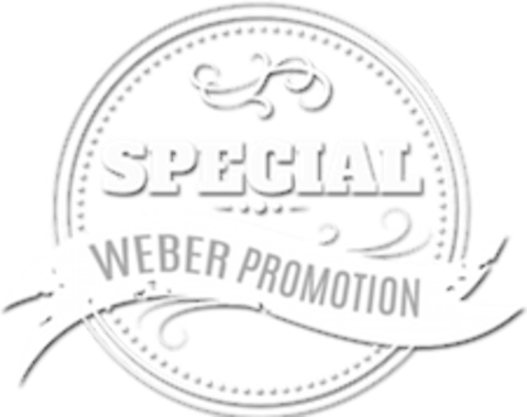 Weber Announces K&K Pickup Promo for The Month Of August