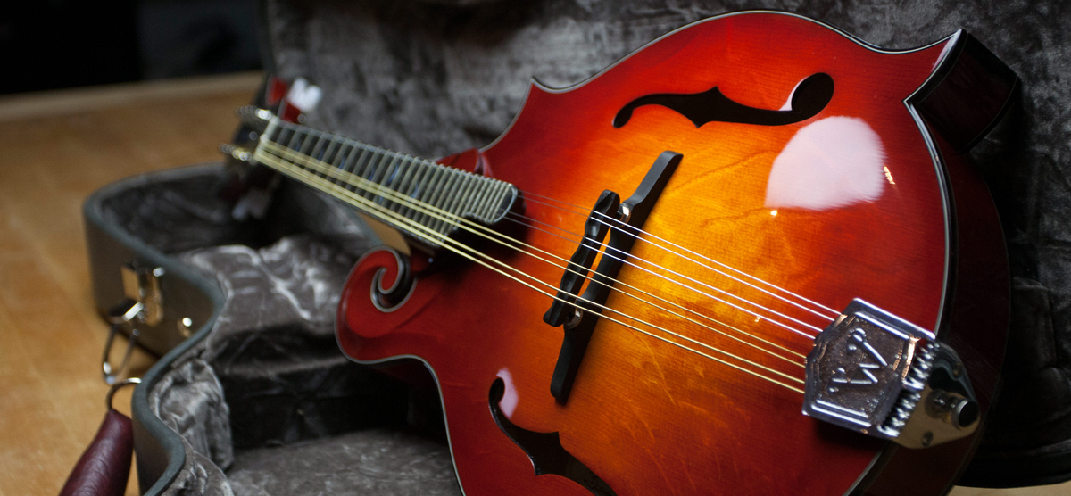 The Red River Custom Mandolins