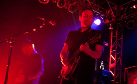 Jeff DaRosa - Dropkick Murphys