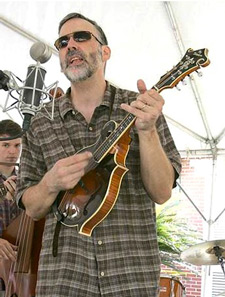 Patrick Sylvest: Dobro and Mandolin Clinic with Music Inc of Louisiana
