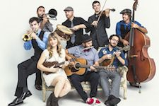 """The Dustbowl Revival Debuts """"Never Had To Go"""" Ft. Dick Van Dyke"""