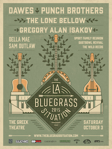 2015 LA Bluegrass Situation