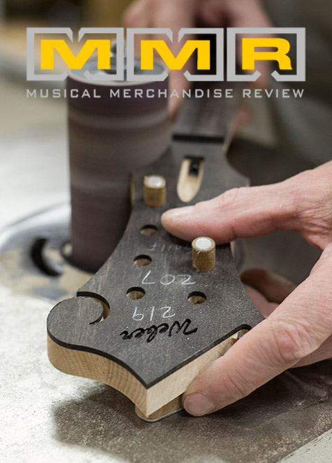 MMR Article: Advancing the Traditional Weber Mandolins