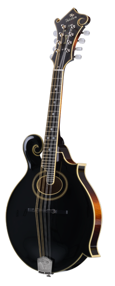Dropkick Murphys€™ Jeff DaRosa's Custom Weber Mandolin