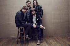 NEEDTOBREATHE's Bo Rinehart Talks Weber K&K Pickup
