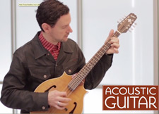 Acoustic Guitar Reviews Weber Two-Point Bitterroot Octave Mandolin